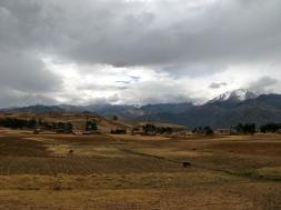 entre Cusco et Agua Calientes