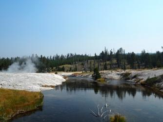 grotto geyser