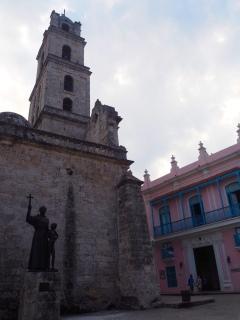 plaza san francisco de asis